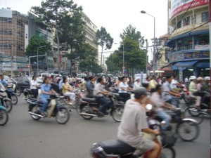 motor in saigon